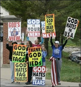 Hateful, Angry Christians