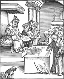 Selling Indulgences & The Protestant Reformation