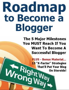 The Roadmap to Become a Blogger
