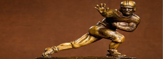 What's Your Heisman Moment? | Bradley A. Harmon